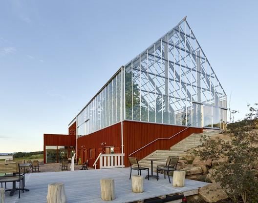 architettura sostenibile spazio