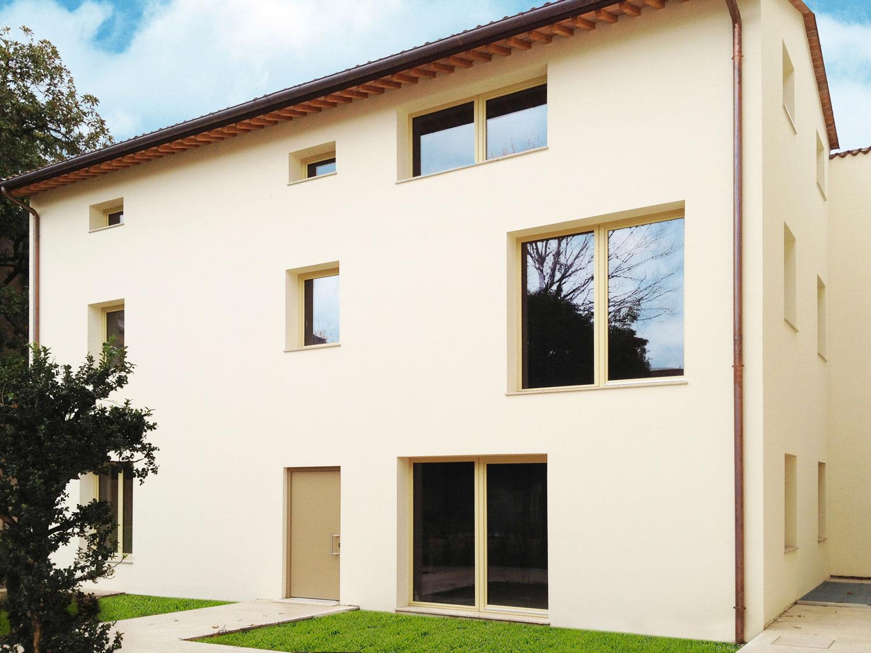 Casa del custode studio motterle - Custode con alloggio ...