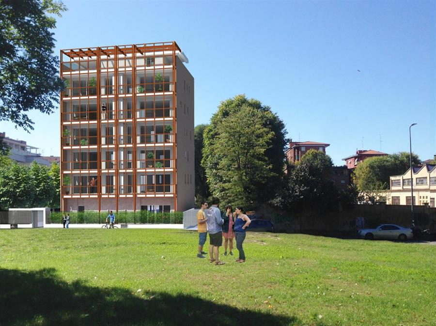 co-housing milano