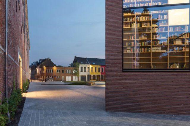 architettura urbana belgio