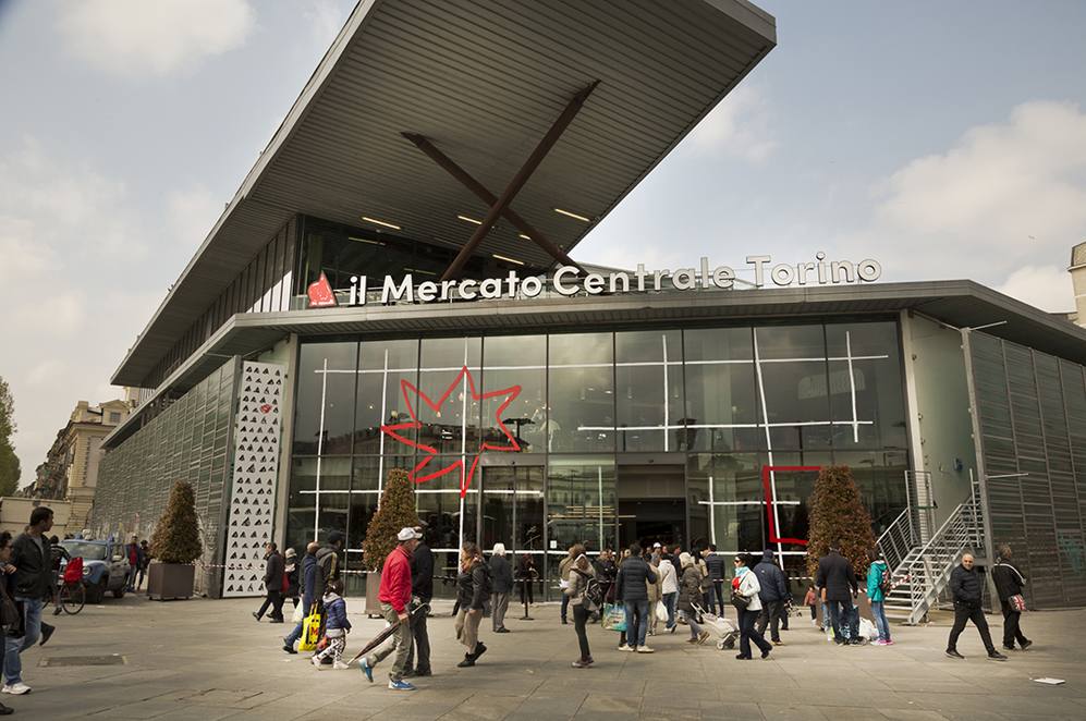 Studio Motterle Mercato Centrale Torino