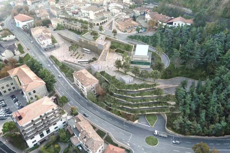 Architettura Borgo Maggiore Studio Motterle